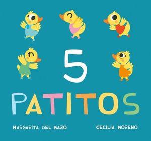 5 PATITOS