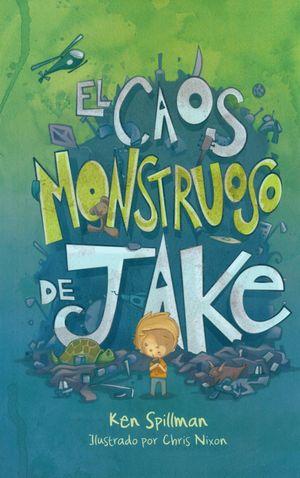 EL CASO MONSTRUOSO DE JAKE