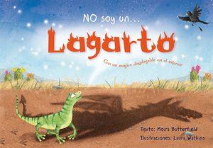 NO SOY UN...LAGARTO