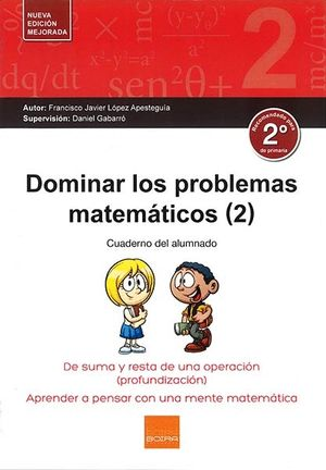 E.P.-DOMINAR PROBLEMAS MATEMATICOS 2º (2017)