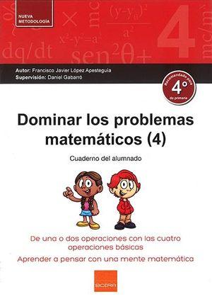 E.P.-DOMINAR PROBLEMAS MATEMATICOS 4º (2017)