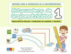PICTOCUADERNO DE GRAFOMOTRICIDAD 1