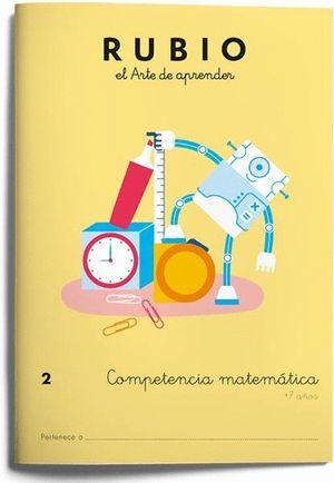 COMPETENCIA MATEMÁTICA 2 RUBIO