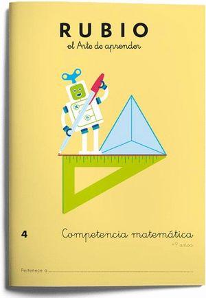 COMPETENCIA MATEMÁTICA 4 RUBIO