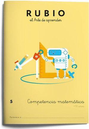 COMPETENCIA MATEMÁTICA 5 RUBIO