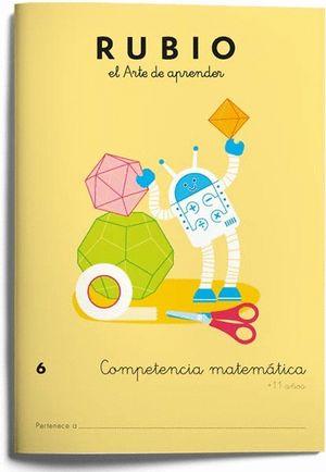 COMPETENCIA MATEMATICA 6 RUBIO