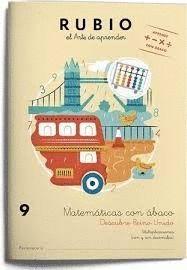 MATEMÁTICAS CON ÁBACO 9