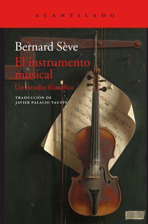 EL INSTRUMENTO MUSICAL