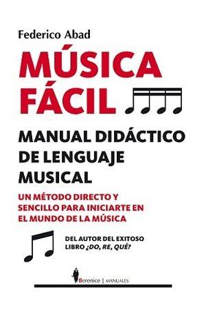 MÚSICA FÁCIL