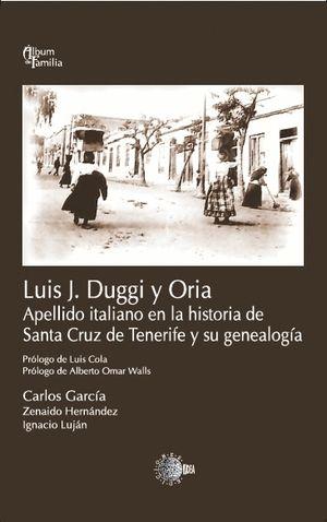 LUIS J. DUGGI Y ORIA