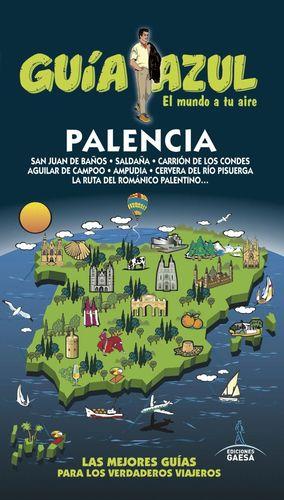 PALENCIA 2016 GUIA AZUL