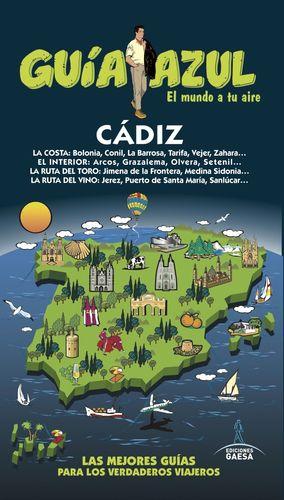 CÁDIZ 2017 GUIA AZUL