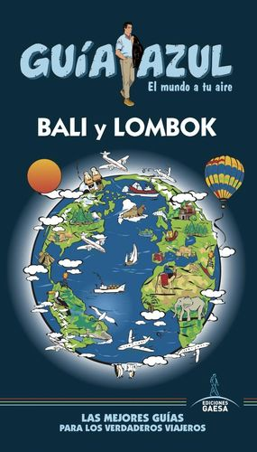 BALI Y LOMBOK 2017 GUIA AZUL