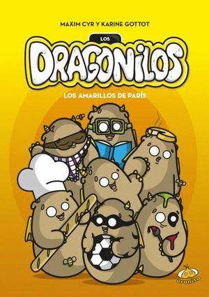 DRAGONILOS. LOS AMARILLOS DE PARÍS, LOS