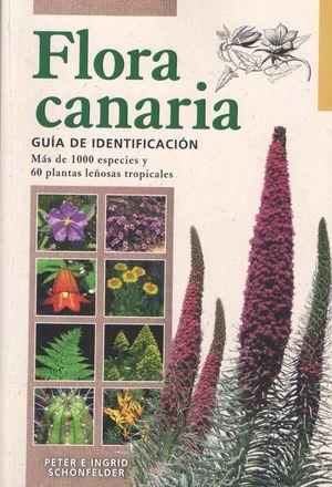 FLORA CANARIA. GUIA DE IDENTIFICACION