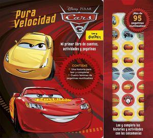 CARS 3. PURA VELOCIDAD