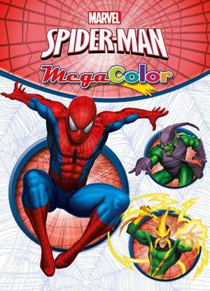 SPIDER-MAN MEGACOLOR