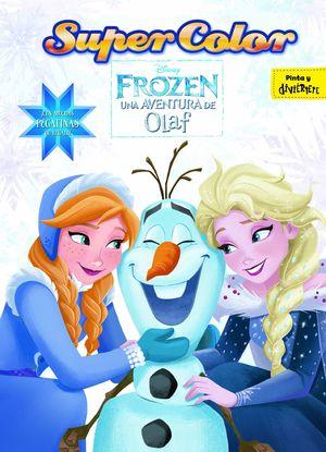 FROZEN. UNA AVENTURA DE OLAF. SUPERCOLOR