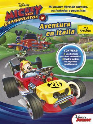 MICKEY Y LOS SUPERPILOTOS. AVENTURA EN ITALIA