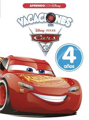 VACACIONES CON CARS 4 AÑOS
