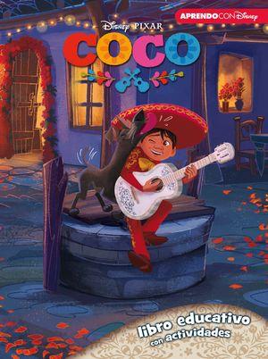 COCO (LIBRO EDUCATIVO DISNEY CON ACTIVIDADES)