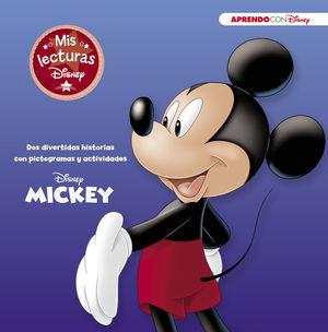 MICKEY (MIS LECTURAS DISNEY)