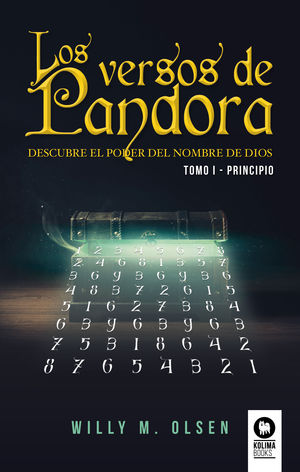 LOS VERSOS DE PANDORA TOMO I - PRINCIPIO