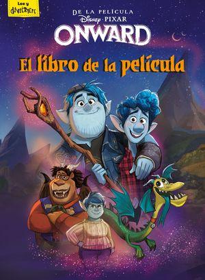ONWARD. EL LIBRO DE LA PELÍCULA