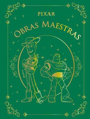 PIXAR OBRAS MAESTRAS RECOPILATORIO CUENTOS