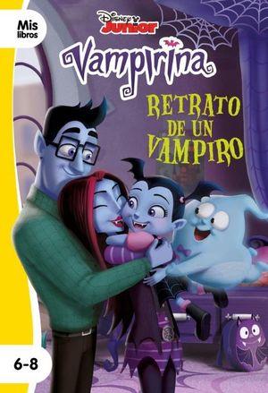 MIS LIBROS  VAMPIRINA RETRATO DE VAMPIRO