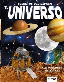 SECRETOS DEL ESPACIO EL UNIVERSO