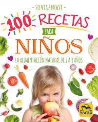 100 RECETAS PARA NIÑOS