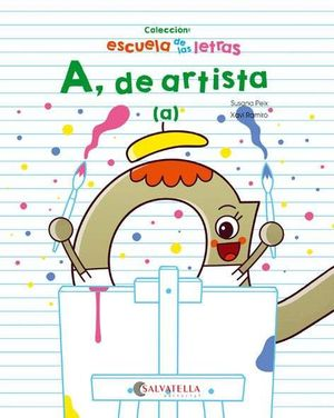A DE ARTISTA ( A )