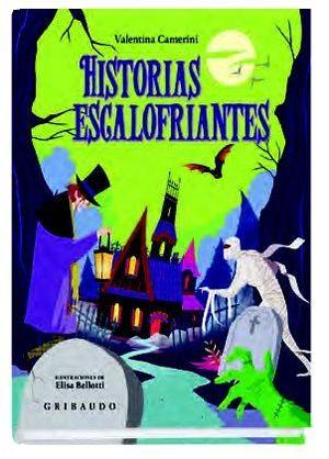HISTORIAS ESCALOFRIANTES