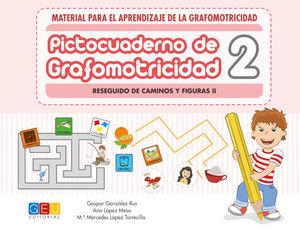 PICTOCUADERNO DE GRAFOMOTRICIDAD 2