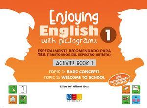 E.P.-ENJOYING ENG.WITH PICTOGRAMS, 1. ACTIVITY BOOK