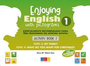E.P.-ENJOYING ENG.WITH PICTOGRAMS, 2. ACTIVITY BOOK