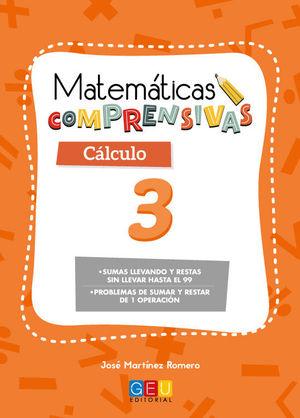 MATEMATICAS COMPRENSIVAS Nº 3 CALCULO