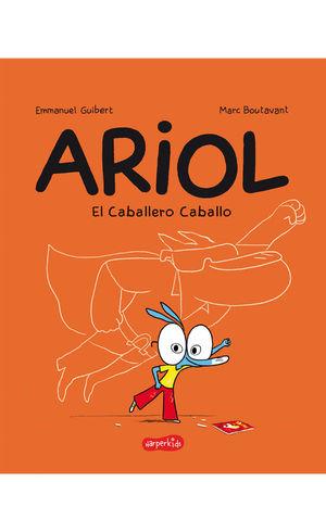ARIOL 2 EL CABALLERO CABALLO