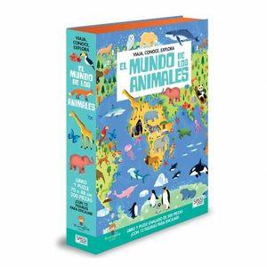 MUNDO DE LOS ANIMALES, VIAJA CONOCE EXPLORA