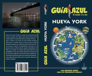 NUEVA YORK 2018 GUIA AZUL