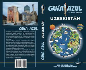 UZBEKISTÁN 2018 GUIA AZUL