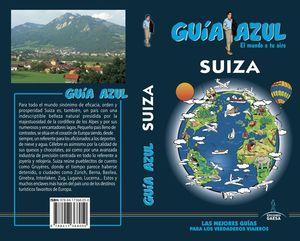 SUIZA 2018 GUIA AZUL