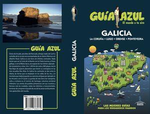 GALICIA 2018 GUIA AZUL