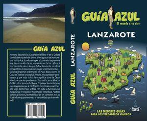LANZAROTE 2018 GUIA AZUL