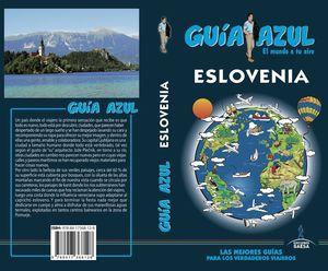 ESLOVENIA 2018 GUIA AZUL