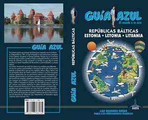 REPÚBLICAS BÁLTICAS 2018 GUIA AZUL