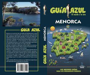 MENORCA 2018 GUIA AZUL