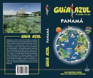 PANAMÁ 2018 GUIA AZUL