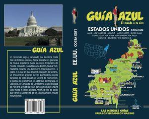 EEUU ESTE 2018 GUIA AZUL
